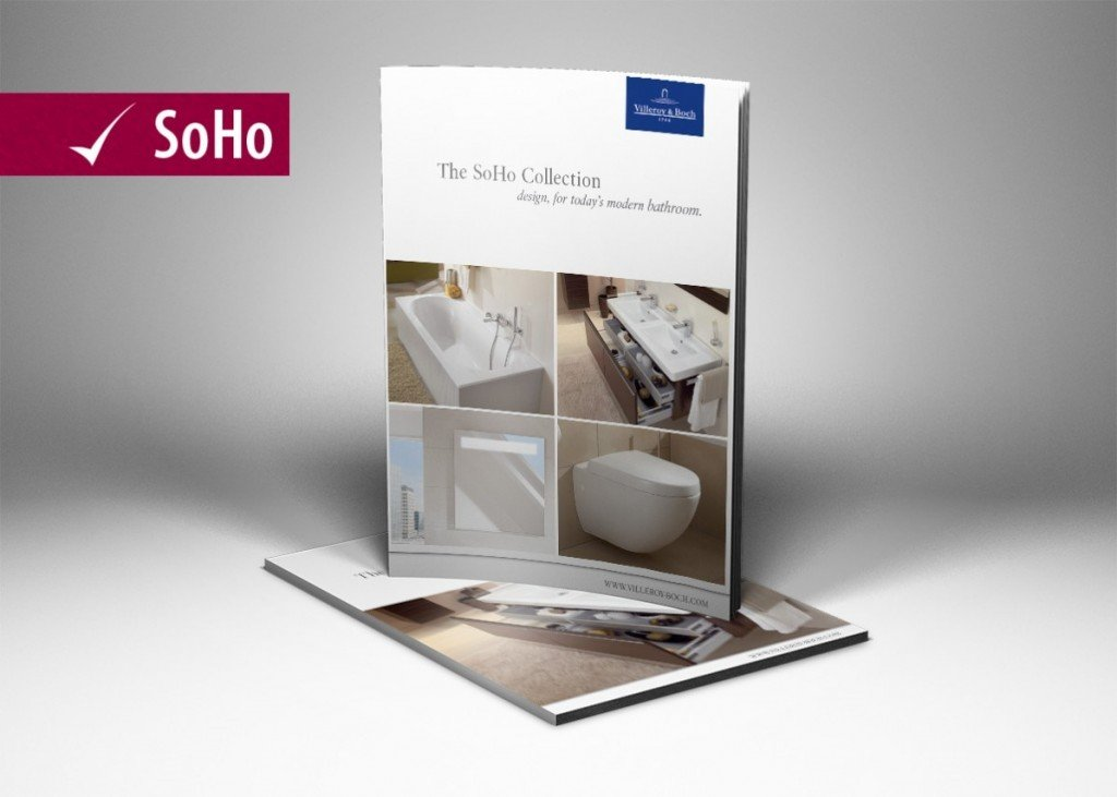 Villeroy & Boch Soho Brochure