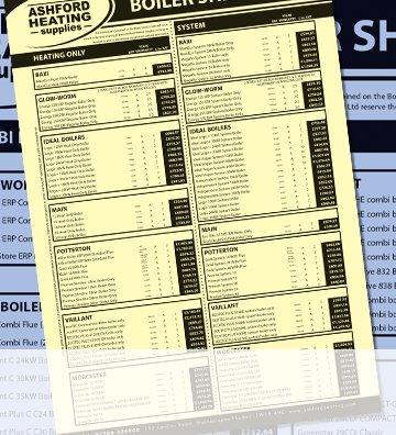 AHS Boiler Sheet