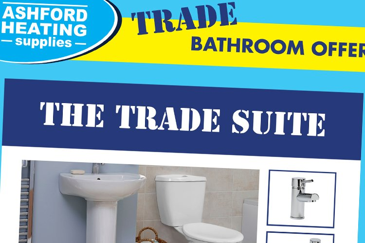 Trade Bathroom Suite only £399.99