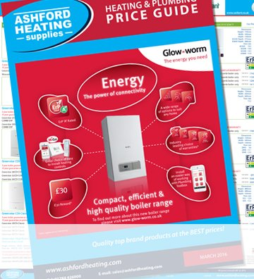 Ashford Heating Price Guides and Downloads
