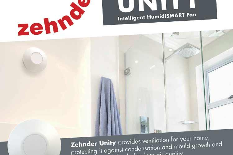 Zehnder Unity Fan – NOW IN STOCK