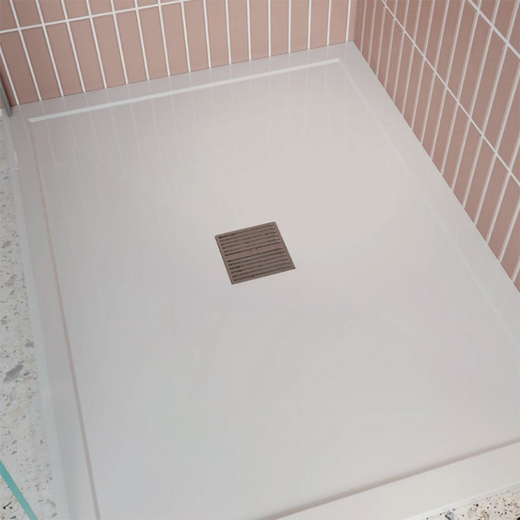 Crosswater 25mm Central Waste Shower Trays